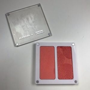 Sephora + Pantone Color Of The Year Blush Duo